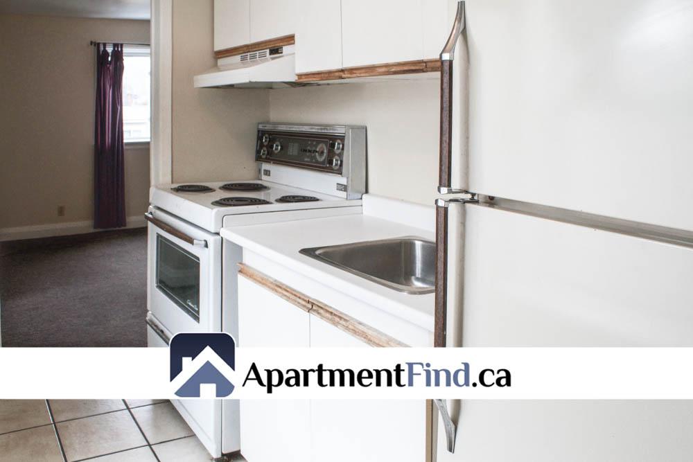 Kitchen - rent apartment vanier