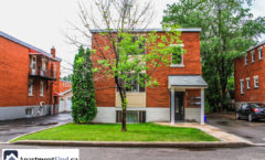 120 Lebrun Street #3 (Vanier) - 995$