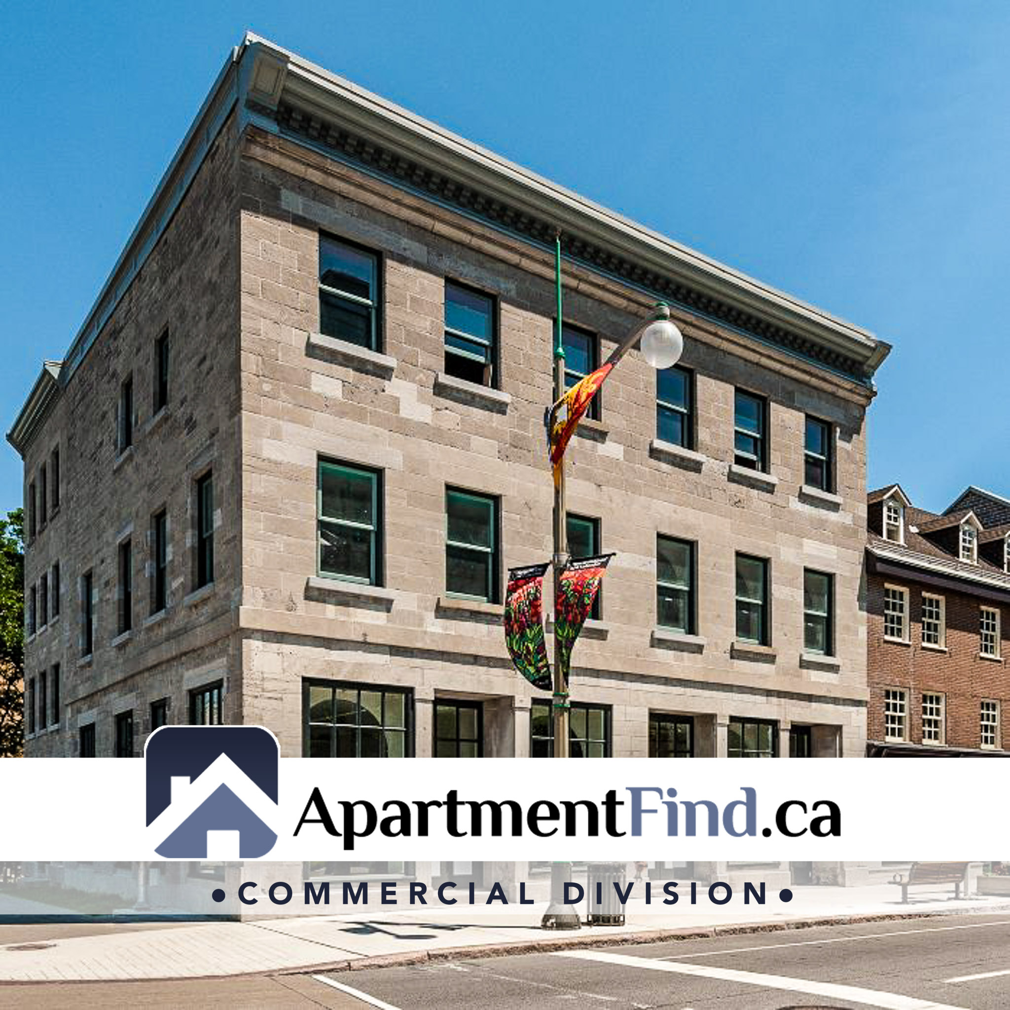 Apartment For Rent London Ontario: 445 Sussex Drive (Byward Market)