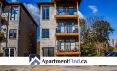 305 Picton Avenue North #3 (Westboro) - 2195$