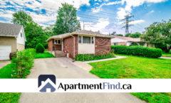1185 Woodside Drive #2 (Copeland Park) - 595$