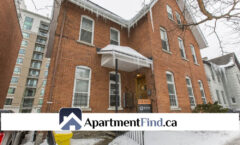 119 Daly Avenue A5 (Sandy Hill) - 1500$