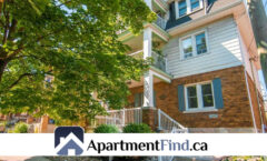 32 Irving Avenue #3 (Hintonburg) - 1600$