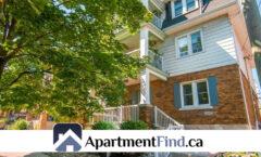 32 Irving Avenue #3 (Hintonburg) - 1600$