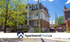 32 Irving Avenue #4 (Hintonburg) - 1395$