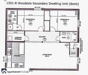 1301-basement layout